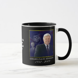 Edward M Kennedy - with Jack and Bobby Mug
