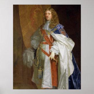 Edward Montagu, 1st Earl of Sandwich, c.1660-65 (o Poster