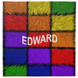 EDWARD NAPKIN