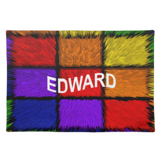 EDWARD PLACEMAT