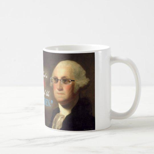 Edward Snowden - George Washington's Son Mug