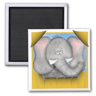 Edward The Elephant Magnet