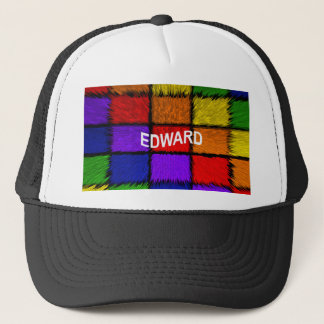 EDWARD TRUCKER HAT