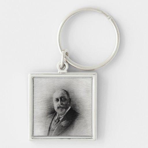 Edward VII Key Chain