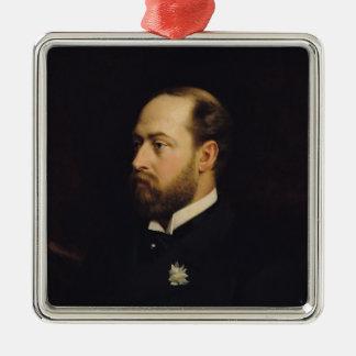 Edward VII Christmas Tree Ornament