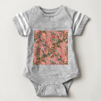 Edwardian Parrot ~ Duchess Baby Bodysuit