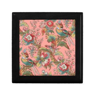 Edwardian Parrot ~ Duchess Gift Box