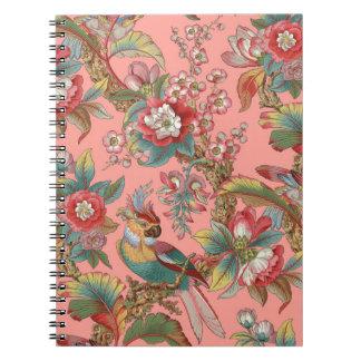Edwardian Parrot ~ Duchess Notebook