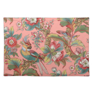 Edwardian Parrot ~ Duchess Placemat