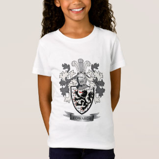 Edwards Family Crest Coat of Arms T-Shirt