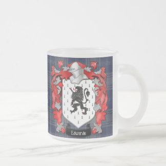 Edwards Family Crest - Wales Coffee Mug