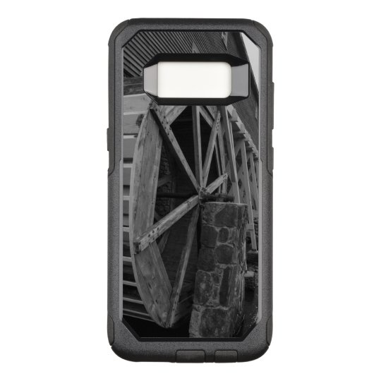 Edwards Water Wheel OtterBox Commuter Samsung Galaxy S8 Case