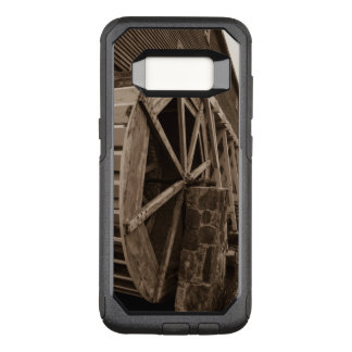 Edwards Water Wheel Sepia OtterBox Commuter Samsung Galaxy S8 Case