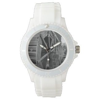 Edwards Water Wheel Wrist Watch