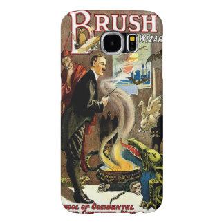 Edwin Brush Magic Samsung Galaxy S6 Case
