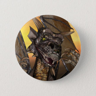 Edwin Dragon  Buttons and Badges