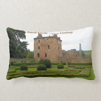 Edzell Castle – Clan Lindsay Lumbar Pillow