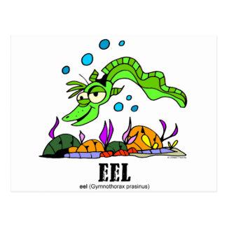 Eel by Lorenzo © 2018 Lorenzo Traverso7 Postcard