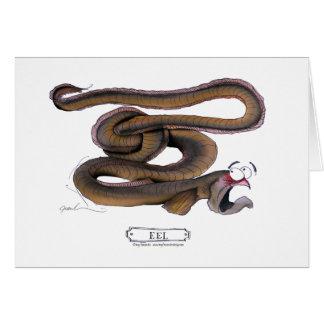 Eel, tony fernandes card