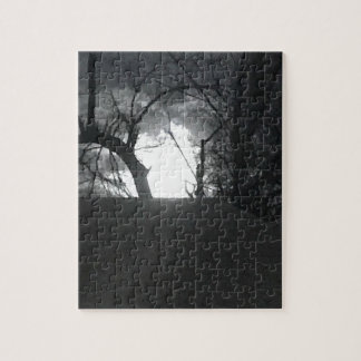 Eerie Morning Jigsaw Puzzle