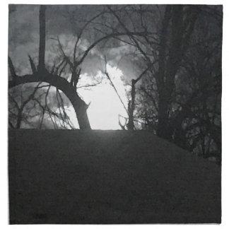 Eerie Morning Napkin