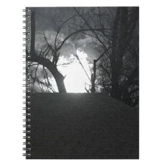Eerie Morning Notebooks