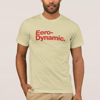Eero-Dynamique. /Pièce en t américaine/rose T-shirt