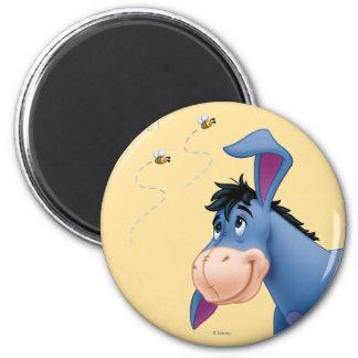 Eeyore 2 2 inch round magnet