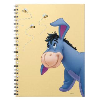 Eeyore 2 spiral notebook