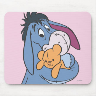 Eeyore 8 mouse pad