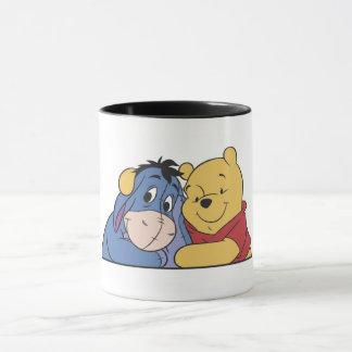 Eeyore and Winnie the Pooh Mug
