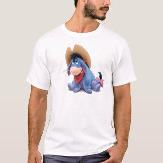 Eeyore dans le costume de cowboy t-shirt
