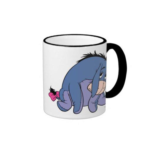 Eeyore is sad mugs