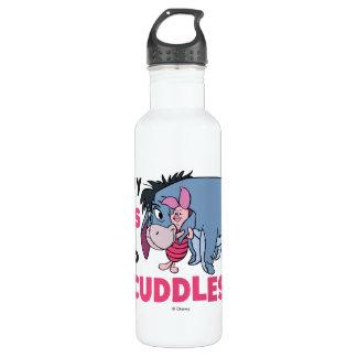 Eeyore   Say Yes to Cuddles 710 Ml Water Bottle