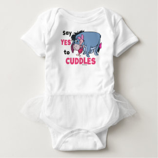 Eeyore | Say Yes to Cuddles Baby Bodysuit