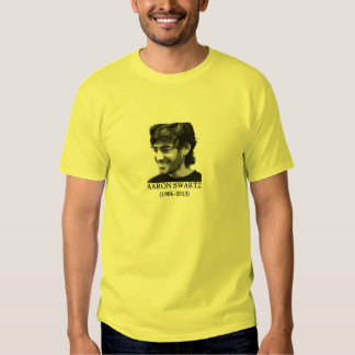 EFF -- Aaron Swartz Tshirt