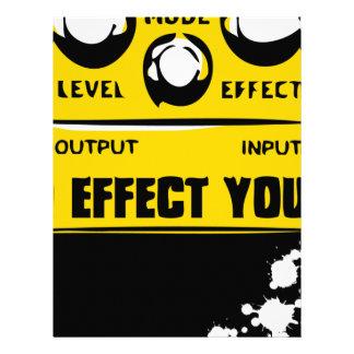 effecter letterhead