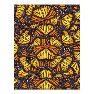 Effie's Butterflies Personalized Letterhead
