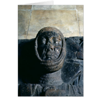 Effigy of William Marshal  Earl of Pembroke Card