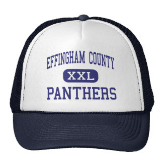 Effingham County Panthers Middle Springfield Trucker Hat