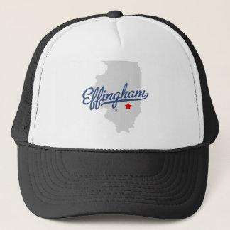 Effingham Illinois IL Shirt Trucker Hat