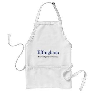 Effingham Standard Apron