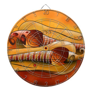 Efheros V1 - squashguitar Dartboard