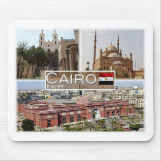 EG Egypt - Cairo - Egyptian Museum - Hanging Mouse Pad