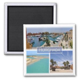 EG * Egypt - Red Sea - Hurghada Magnet