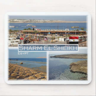 EG Egypt - Sharm El Sheikh - Naama Bay - Mouse Pad