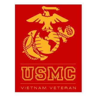 EGA Vietnam Veteran Postcard