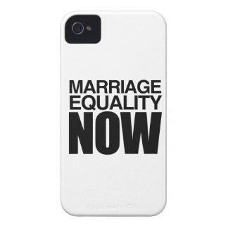 ÉGALITÉ DE MARIAGE MAINTENANT - .PNG COQUES iPhone 4