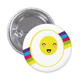 egg 1 inch round button