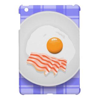 egg bacon iPad mini cover